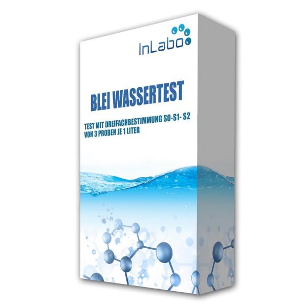 Blei Wassertest Dreifachbestimmung