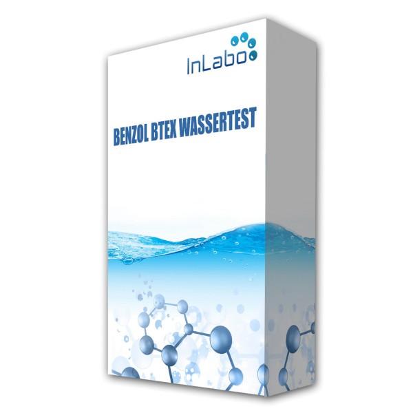 Benzol BTEX Wassertest Trinkwasserverordnung