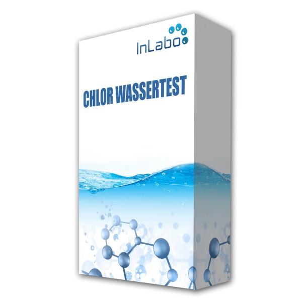 Chlor Wassertest