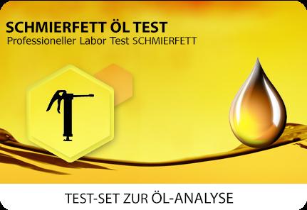 Schmierfett Analyse Schmiermittel Test
