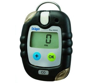 Dräger Kohlenmonoxid Messgerät