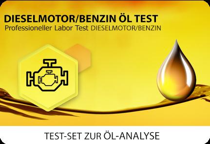 Öl Test Benzinmotor Ottomotor Dieselmotor