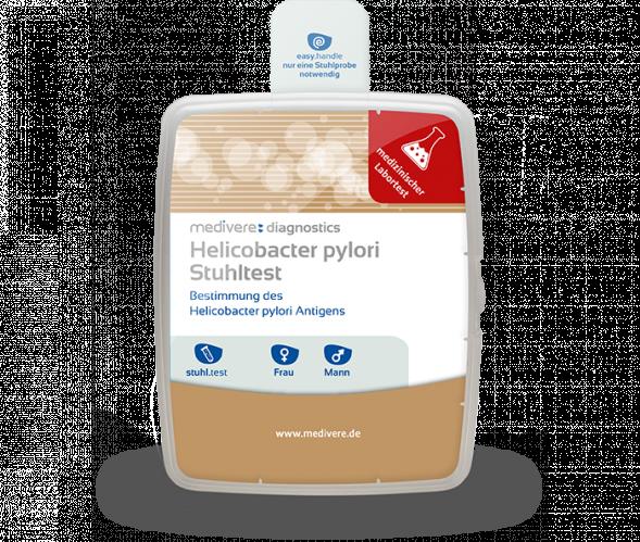 Magenbakterien Helicobacter pylori testen