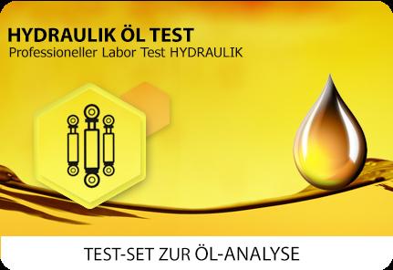 Öl Test Mobilhydraulik
