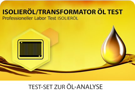 Öl Test Transformator Isolieröl
