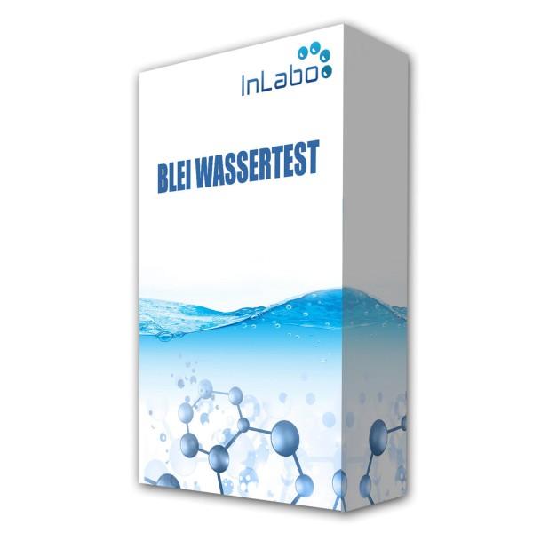 Blei Wassertest