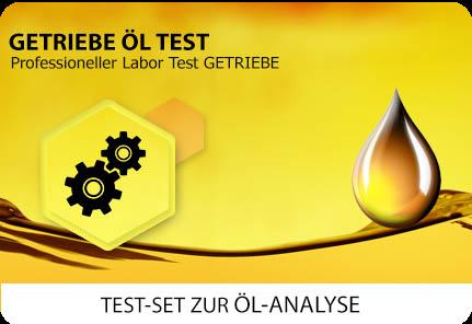 Öl Test Getriebe