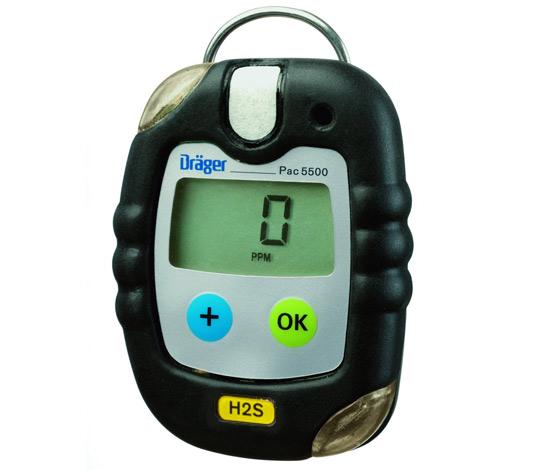 Dräger Schwefelwasserstoff Messgerät