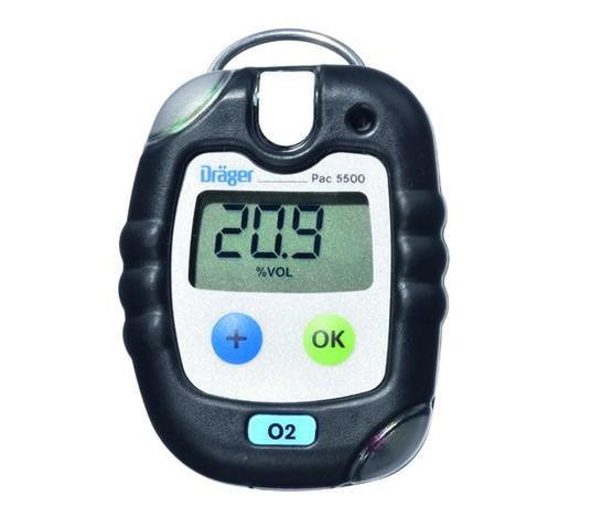 Dräger Sauerstoff Messgerät